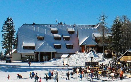 Slovinsko - Julské Alpy na 8 dní, polopenze s dopravou vlastní