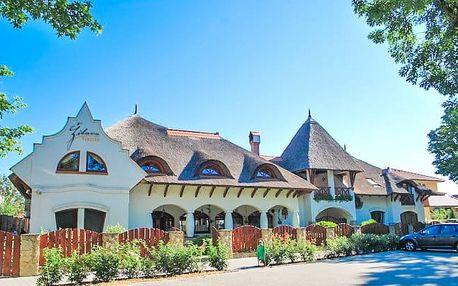 Jižní Slovensko s prohlídkou farmy a sektem