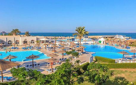 Egypt - Hurghada (oblast) letecky na 8-15 dnů, all inclusive
