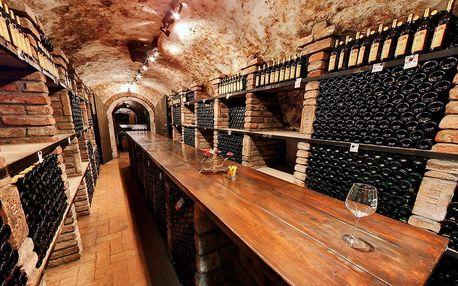 Pohodový pobyt ve městě mandloní a vína