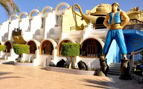 Aladdin Beach Resort - Egypt, Hurghada