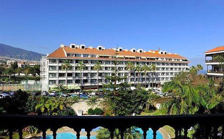 Kanárské ostrovy - Tenerife na 8 dní, snídaně nebo bez stravy s dopravou letecky z Vídně 700 m od pláže