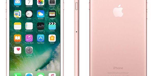 Mobilní telefon Apple iPhone 7 Plus 32 GB - Rose Gold (MNQQ2CN/A)3