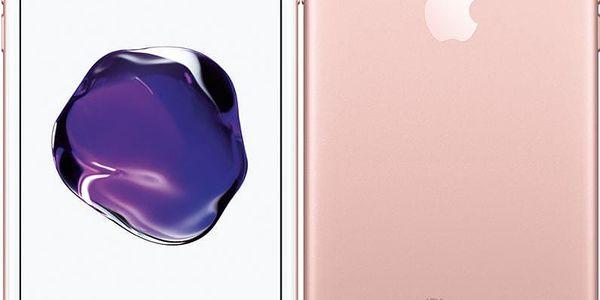 Mobilní telefon Apple iPhone 7 Plus 32 GB - Rose Gold (MNQQ2CN/A)4