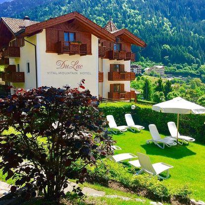 Itálie: Hotel Du Lac Vital Mountain