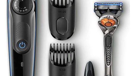 Braun BT3040 černý/modrý