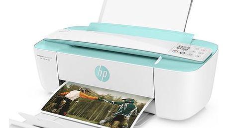HP DeskJet Ink Advantage 3785 bílá/zelená (T8W46C#A82)