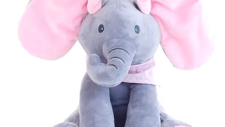 Zpívající plyšový slon