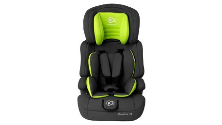 KINDERKRAFT Comfort Up (9-36 kg) Autosedačka – Lime