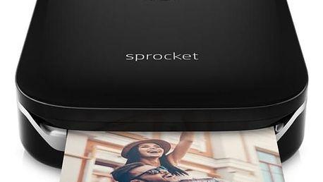 HP Sprocket Photo Printer černá (Z3Z92A#633)