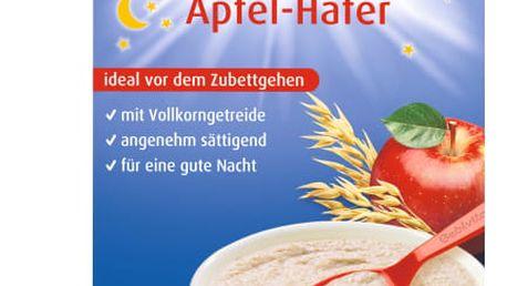 4x BEBIVITA Mléčná kaše na dobrou noc Jablko-oves 600 g