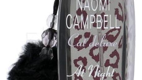 Naomi Campbell Cat Deluxe At Night 15 ml toaletní voda pro ženy