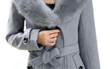 Dámský kabát Linda