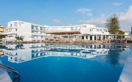 Řecko - Kréta na 8 dní, all inclusive s dopravou letecky z Prahy, 450 m od pláže