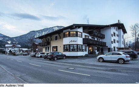 Rakousko - Pitztal na 3 dny, polopenze s dopravou vlastní