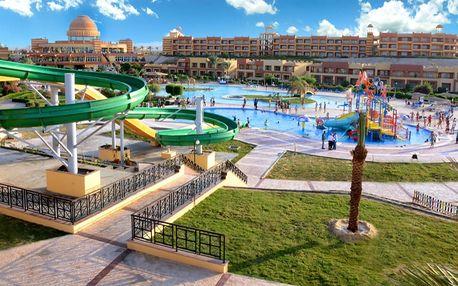 Egypt - Marsa Alam na 7 dní, all inclusive s dopravou letecky z Prahy přímo na pláži