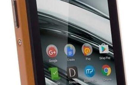myPhone HAMMER IRON 2 Dual SIM černý/oranžový (TELMYAHIRON2OR)