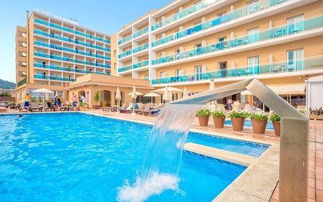 Španělsko - Costa del Maresme na 8 dní, bez stravy s dopravou letecky z Prahy 100 m od pláže