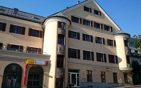 Rakousko - Kaprun / Zell am See na 7 dní, bez stravy s dopravou vlastní