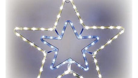 Marimex   Svítící hvězda 72 LED   18000086