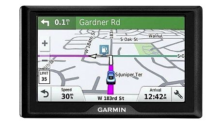 Garmin Drive 51S Lifetime Europe45 Plus černá (020-00165-13)