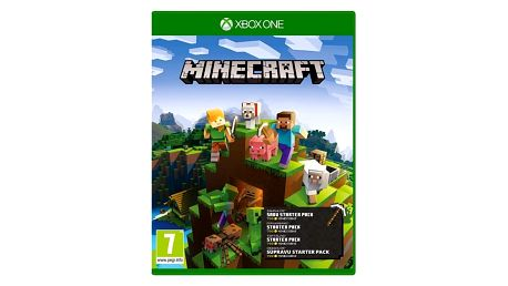 Microsoft Xbox One Minecraft Starter Collection (44Z-00124)