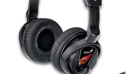 Genius HS-G500V černý (31710020101)