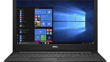"""Dell Inspiron 15 3000 (3567) černý i3-6006U, 4GB, 1TB, 15.6"""", Full HD, DVD±R/RW, AMD R5 M430, 2GB, BT, CAM, W10 Home (N-3567-N2-313K)"""