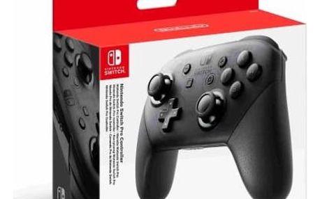 Nintendo Switch Pro Controller černý (NSP140)