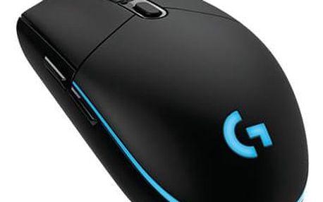 Logitech Gaming G102 Prodigy černá (910-004939)