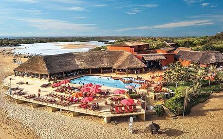 Senegal - na 9 dní, all inclusive s dopravou letecky z Prahy přímo na pláži