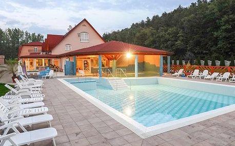 Maďarsko v Hotelu Thermal Park Egerszalók **** s polopenzí a termálními bazény