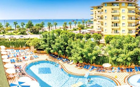 Turecko, Alanya, letecky na 9 dní all inclusive