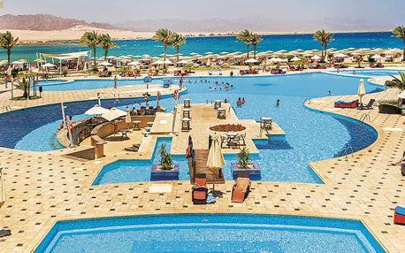Egypt, Sharm El Sheikh, letecky na 8 dní all inclusive