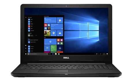 "Dell Inspiron 15 3000 (3567) černý i3-6006U, 4GB, 1TB, 15.6"", Full HD, DVD±R/RW, AMD R5 M430, 2GB, BT, CAM, W10 Home (N-3567-N2-313K)"