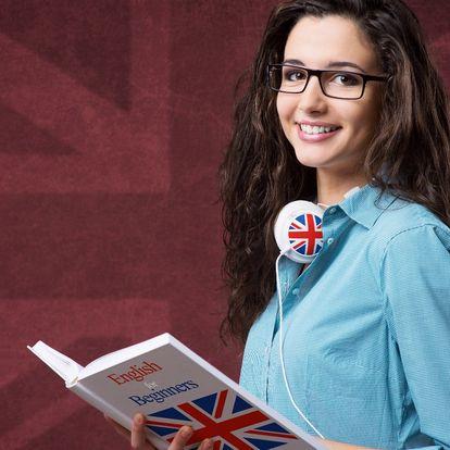 Večerní kurz anglického jazyka podle úrovně