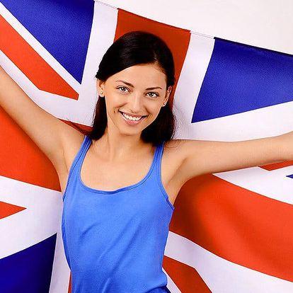 Naučte se anglicky: jazykový kurz dle výběru