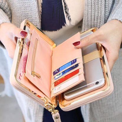 Dámská originální peněženka - 7 barev