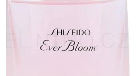 Shiseido Ever Bloom 90 ml toaletní voda tester pro ženy