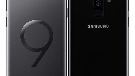 Mobilní telefon Samsung Galaxy S9+ 256GB černý (SM-G965FZKHXEZ)
