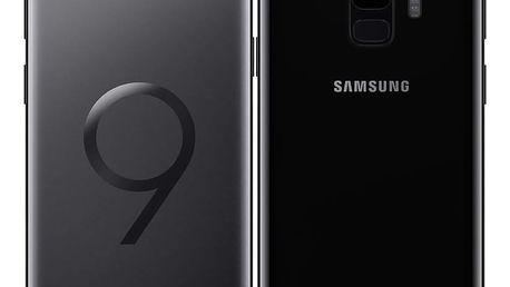 Mobilní telefon Samsung Galaxy S9 černý (SM-G960FZKDXEZ)