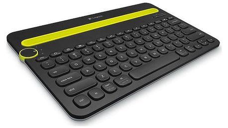 Logitech Bluetooth Keyboard K480 US černá (920-006366)