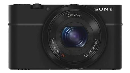 Sony Cyber-shot DSC-RX100 černý