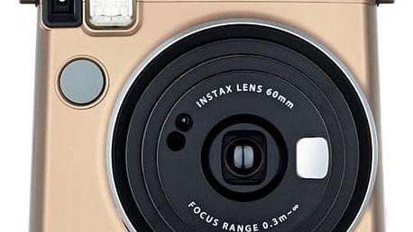 Fujifilm Instax mini 70 zlatý