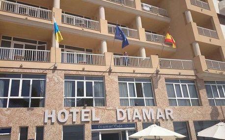 Kanárské ostrovy - Lanzarote na 8 dní, polopenze, snídaně nebo bez stravy s dopravou letecky z Vídně