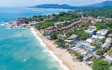 Thajsko, Koh Samui, letecky na 8 dní snídaně