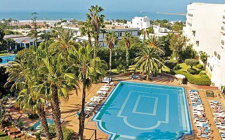 Maroko, Agadir, letecky na 8 dní polopenze