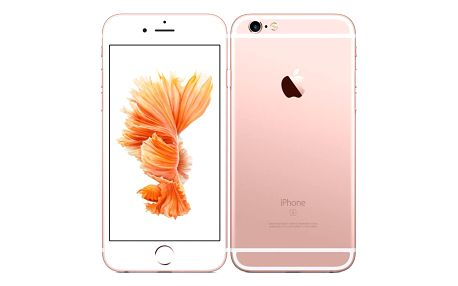 Apple iPhone 6s 128GB - Rose Gold (MKQW2CN/A)