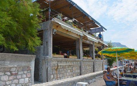 Černá Hora, Budvanská riviéra, letecky na 8 dní polopenze