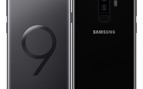 Mobilní telefon Samsung Galaxy S9+ černý (SM-G965FZKDXEZ)